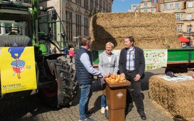 Bremer Bauernverband gegen Lebensmittelverschwendung