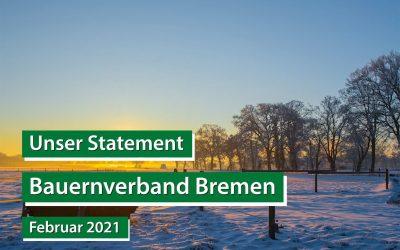 BLV-Statement Februar